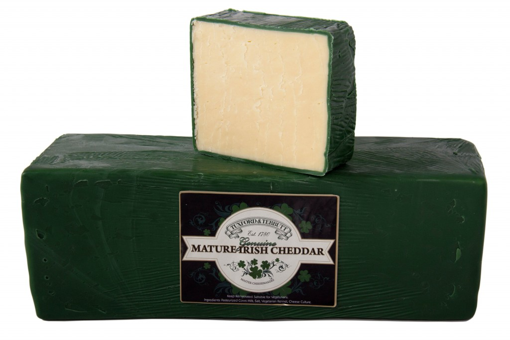 mature irish cheddar