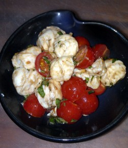 marinated mozz salad2